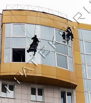 Услуги промышленных альпинистов самара