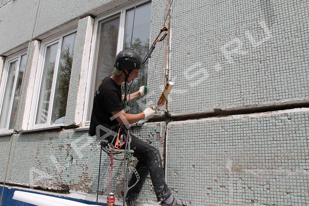 Что делать когда промерзает стена в квартире